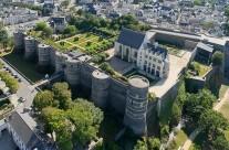 Le Château du Roi René à Angers.