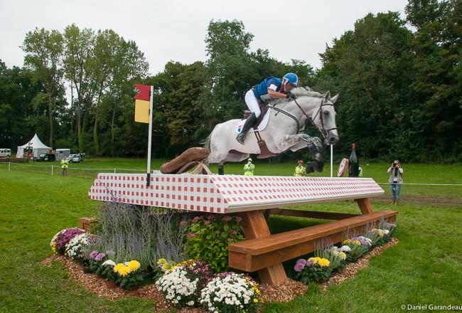 Jeux équestres mondiaux 2014 en Normandie
